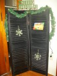 Upcycled Shutters